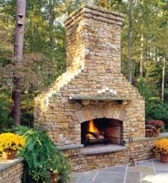 outdoor fireplace ideas - Outdoor Fireplace Ideas