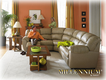 Sonoma Sectional In Galaxy Adf Mil 46614g