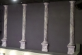 Half Columns for Theater