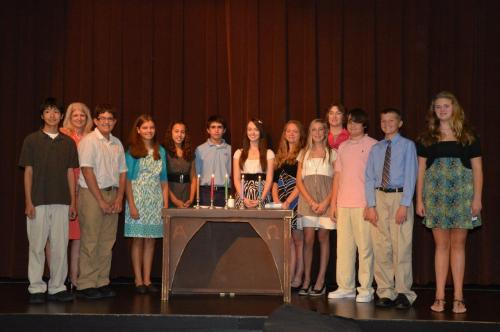 Induction ceremony njhs essay