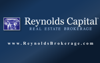 <B>Reynolds Capital Real Estate Brokerage</B>