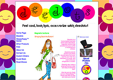 Deedots Fashion Buttons