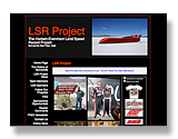 NASCAR stars Land Speed Record project