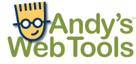 Andy's Web Tools logo
